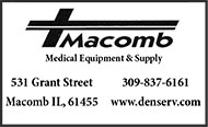 Macomb Medical Equipment and Supply